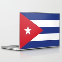 cuba Laptop & iPad Skins featuring Cuba Live by McGrathDesigns