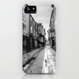 The Shambles Street York iPhone Case