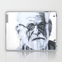 Melting Freud Laptop & iPad Skin