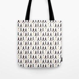 Pattern Abbey Road Tote Bag