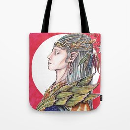 The Elven King Tote Bag