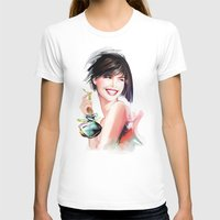 perfume T-shirts featuring perfume by tatiana-teni