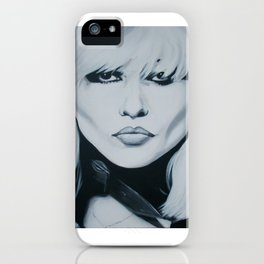 Debbie Muse iPhone Case