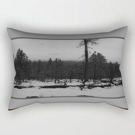 Niveous Rectangular Pillow