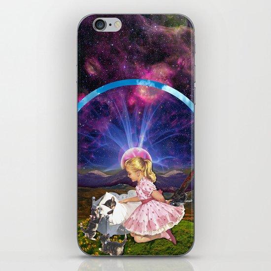 Kitty Litter iPhone & iPod Skin