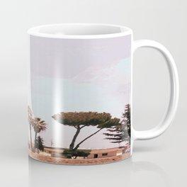 Across the Red Desert Coffee Mug