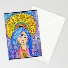 Ajna  Stationery Cards