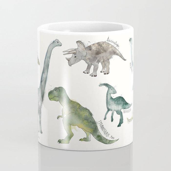 Dinosaurs Coffee Mug