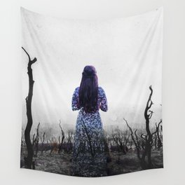 Desolate Wall Tapestry