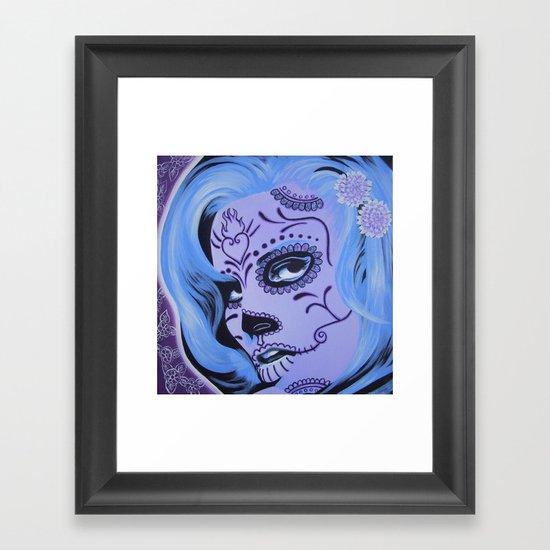 Raquel Calavera Framed Art Print