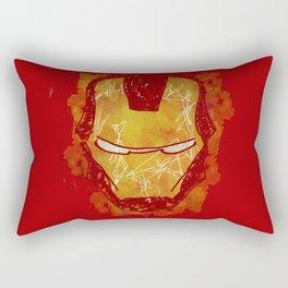 The Iron Mask Rectangular Pillow