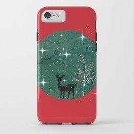 Have a wonderful Christmas - Holidaze iPhone Case