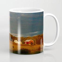 Wisconsin Farmscape Coffee Mug