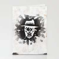 rorschach Stationery Cards featuring Rorschach by Vickn