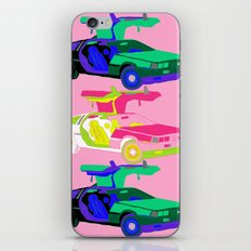 OMG it's time to travel iPhone & iPod Skin