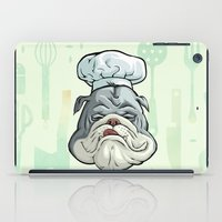 chef iPad Cases featuring Chef by Keyspice