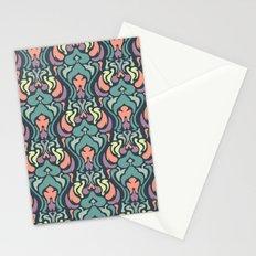 Psy Garden Stationery Cards