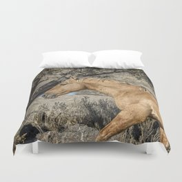 The Protector Duvet Cover