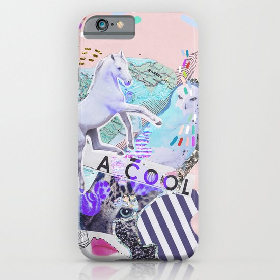 MAGIC WONDERLAND iPhone & iPod Case