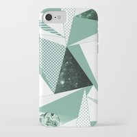 trip iPhone & iPod Cases featuring trip by .eg.