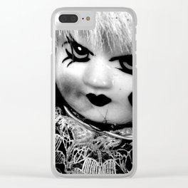 Welcome To The Freak Show Clear iPhone Case