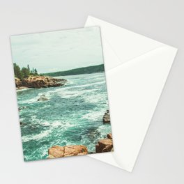 Summer Vacation Stationery Cards