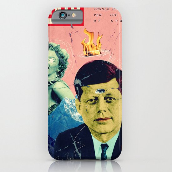 The Wall of Space iPhone & iPod Case