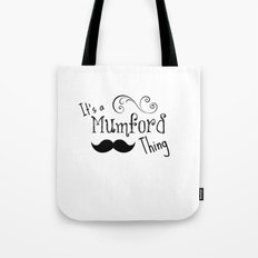 It's a Mumson Thing Tote Bag