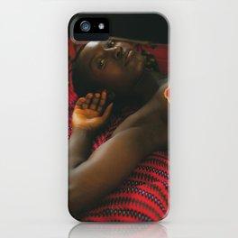 Gina. iPhone Case