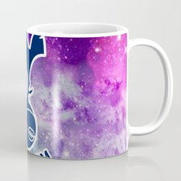 Tottenham Hotspur Galaxy Design Coffee Mug
