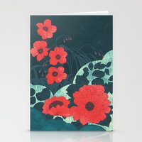 ruby Stationery Cards featuring Ruby by Tracie Andrews