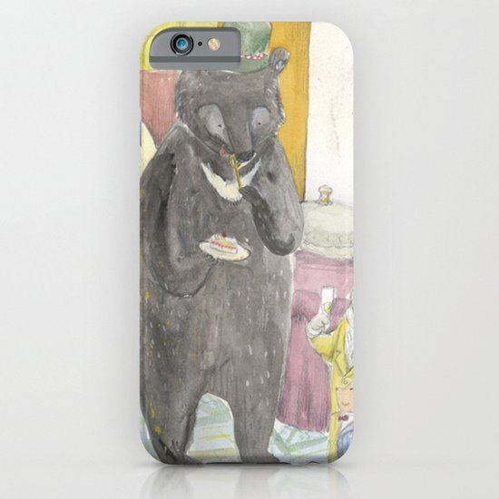 animal party iPhone & iPod Case
