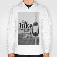 luke hemmings Hoodies featuring Luke by KimberosePhotography
