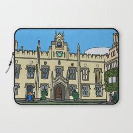 Cambridge struggles: Sidney Sussex Laptop Sleeve