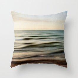 sea square I Throw Pillow