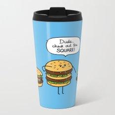 Burger Bullies Metal Travel Mug