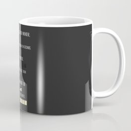 Darkest Before The Dawn... Coffee Mug