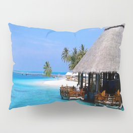 Maldives - Dream Paradise Pillow Sham