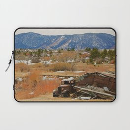 Autumn Jalopy Laptop Sleeve