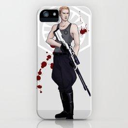 The sniper iPhone Case