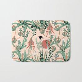 Succulents Jungle Bath Mat