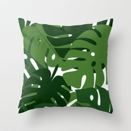 Animal Totem Throw Pillow