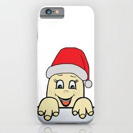 Merry Christmas,Frohe Weihnachten,Joyeux Noël ,Buon Natale,Navidad,Feliz Natal,С Рождеством iPhone Case