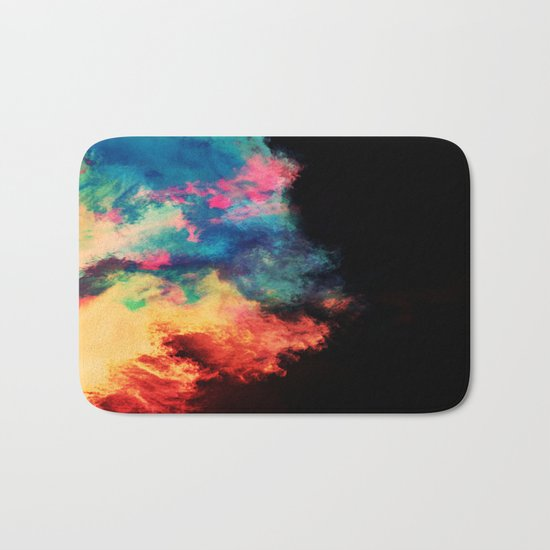 Painted Clouds V.I Bath Mat