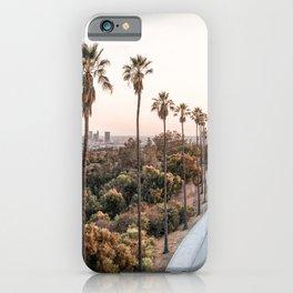Los Angeles City California iPhone Case