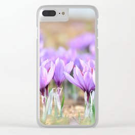 Flower photography by Mohammad Amiri Clear iPhone Case