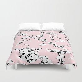 pattern no. 5 / milk & chocolate & strawberry Duvet Cover