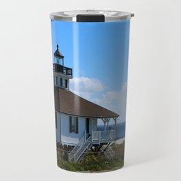 Port Boca Grande Light Travel Mug