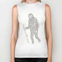 Hitch Hiking Biker Tank