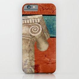 Pillar of Rome iPhone Case